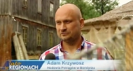 Telewizja Rzeszów w Gminie Narol z wizytą w RLGD Roztocze